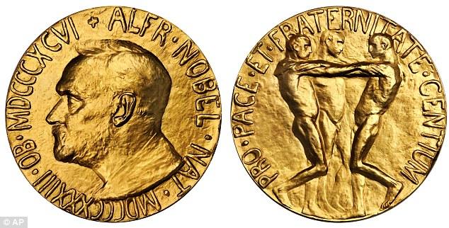 subasta del premio Nobel