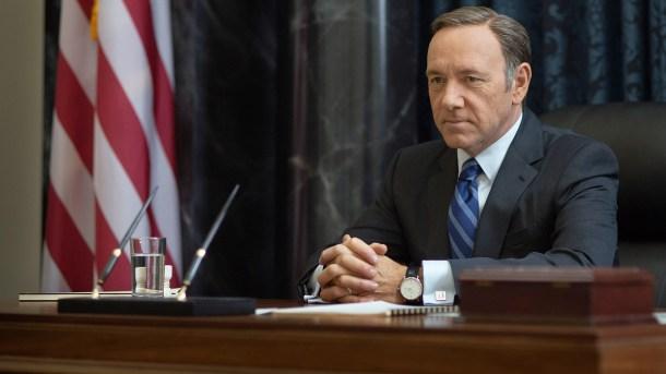 De momento, no podremos ver al presidente Underwood en Netflix. Canal+ tiene sus derechos.