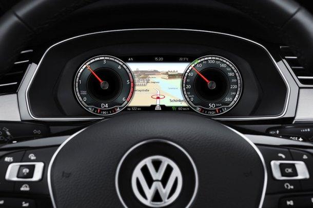 Panel de instrumentos del nuevo Passat (Active Info) | Volkswagen