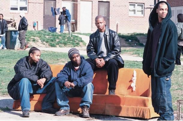 the wire ghetto