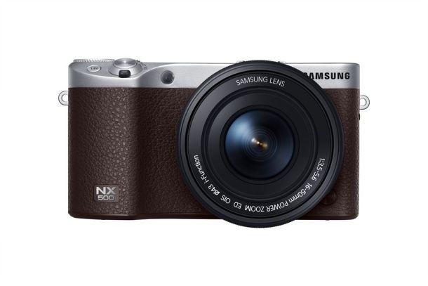 Samsung NX500 3