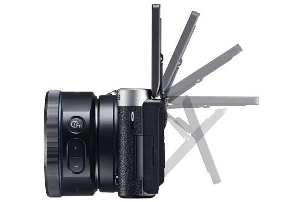 Samsung NX500 4