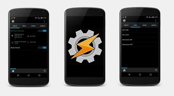 El potencial de Tasker es lo que la convierte en una de mis apps favoritas en Android.