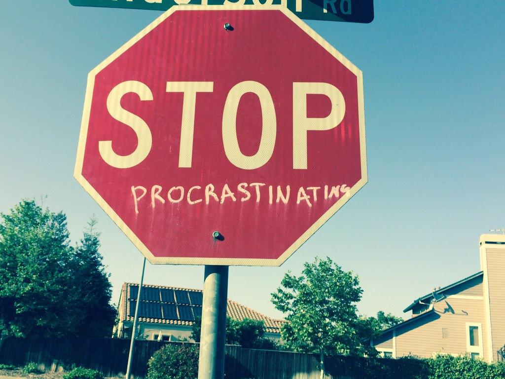 Consejos para combatir la procrastinación