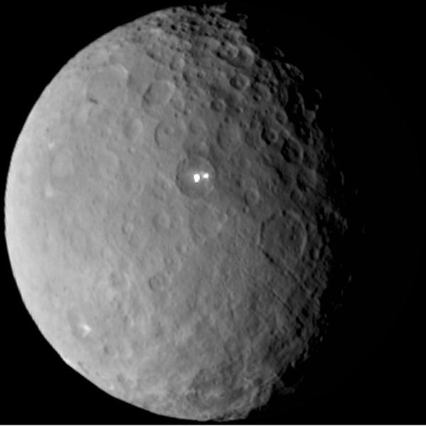Ceres desde Dawn