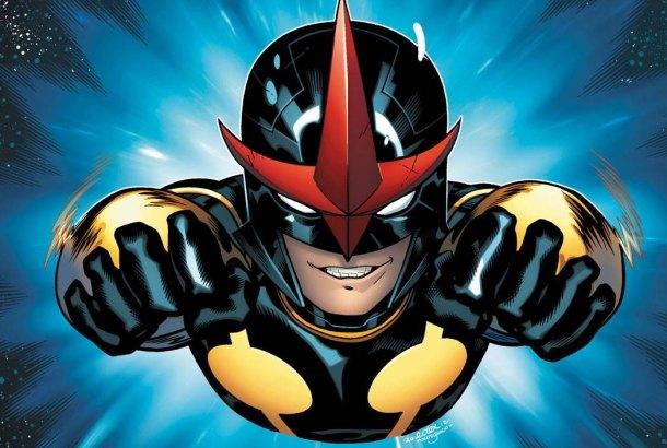 Nova All-New All-Different Avengers