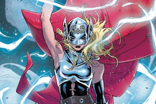 Thor All-New All-Different Avengers