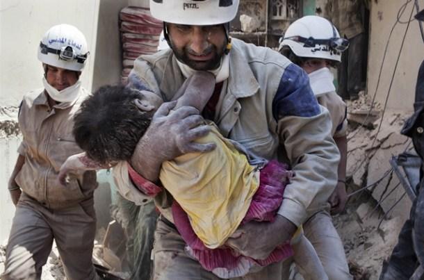 Those who save lives, de JM López (WPO)