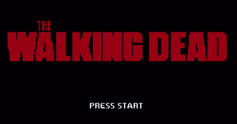 the walking dead en 8bits