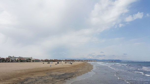 Galaxy S6 Edge Foto 12 playa