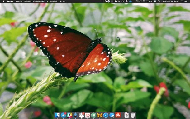 Mac OS X Antonio