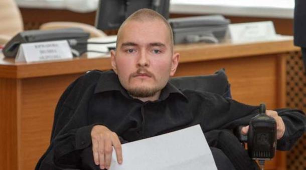 Valery Spiridinov, primer voluntario a someterse a un transplante de cabeza.