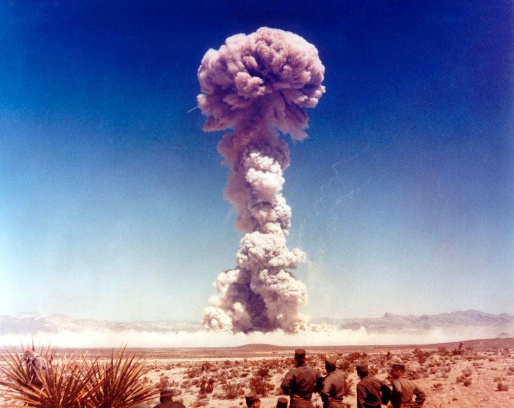 simulación de explosiones atómicas