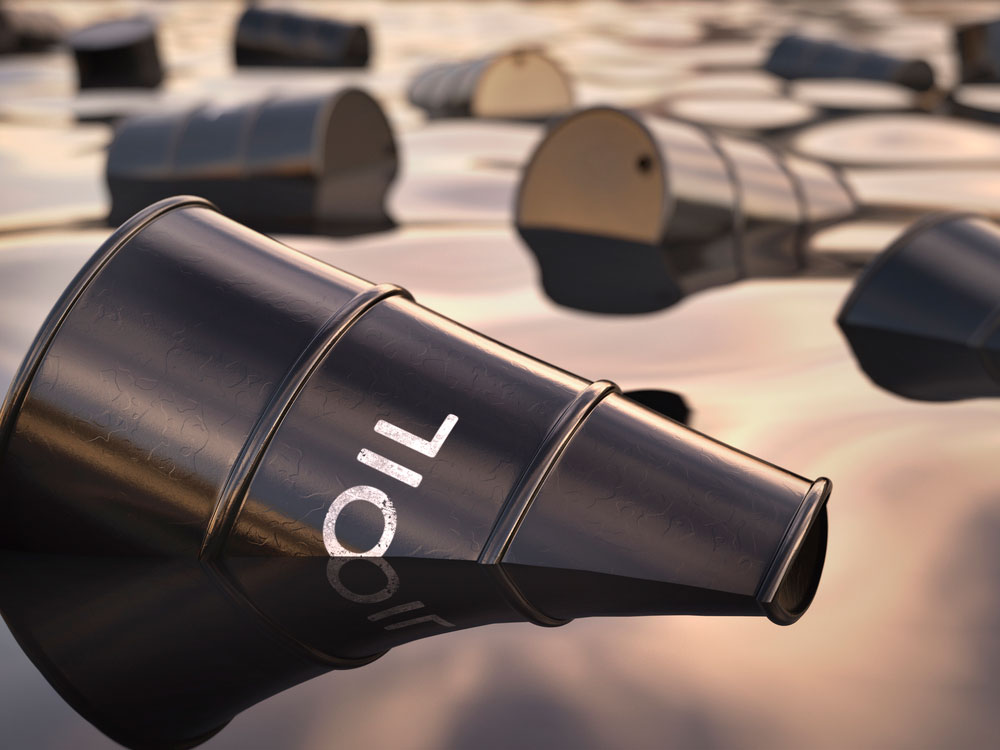derrames de petróleo