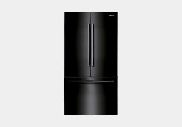 El negro está de moda en los electrodomésticos de última generación.