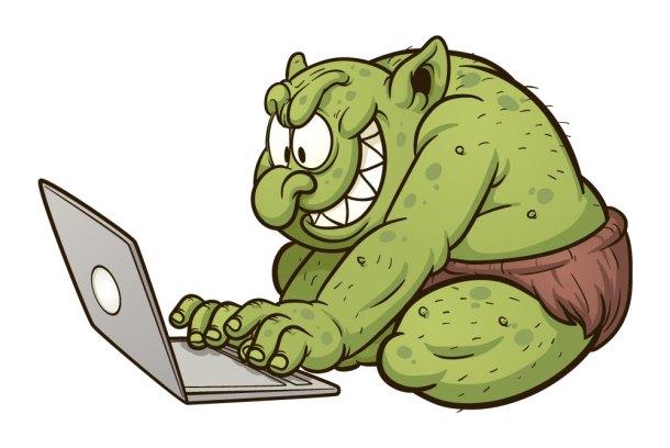 combatir a un troll