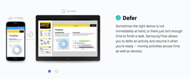 Defer es similar a Transfer, pero introduce la variable tiempo. Enviamos la activadad para continuarla más tarde. Un Pocket de la productividad.