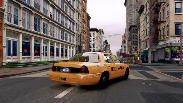 Esto es GTA IV. El poder de los mods en un juego de 2008.