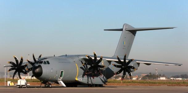 Airbus A-400M - Airbus A-400M - Airbus A-400M - Airbus A-400M - Airbus A-400M