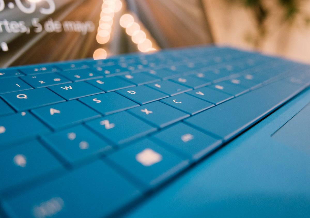 atajos de teclado para windows 10