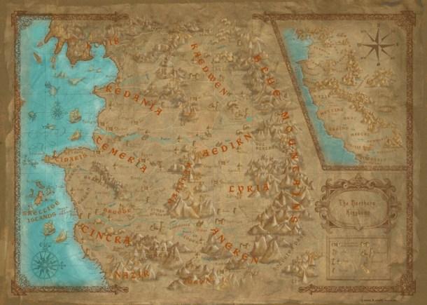 TW2 Mapa