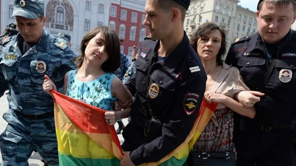 gay rusia