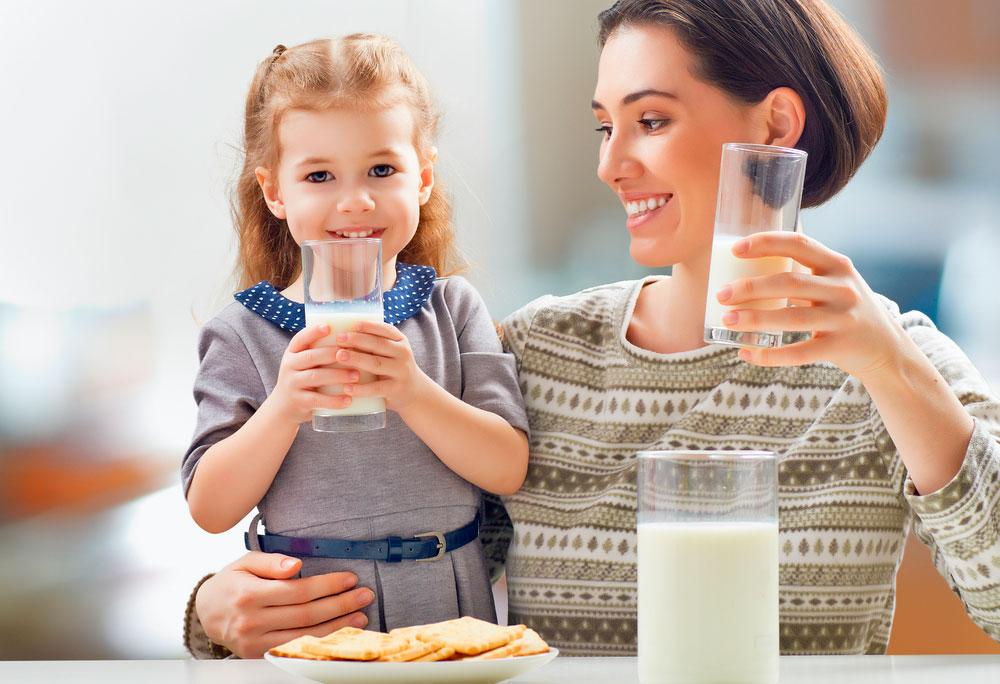 consumo de leche