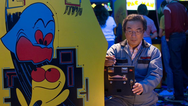 35 años de Pac-Man