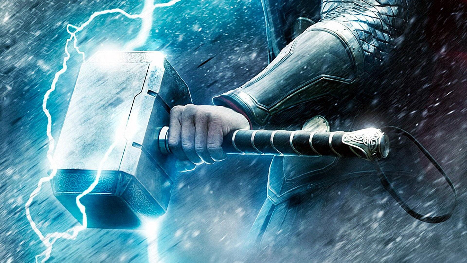 Por qué nadie puede levantar el martillo de Thor?