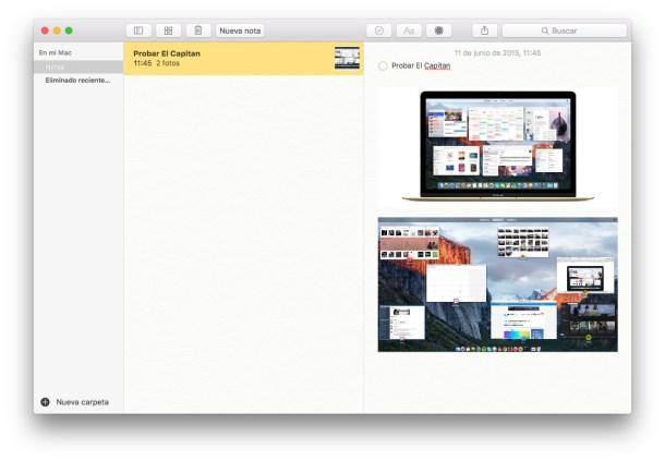 Novedades OS X EL Capitan 16