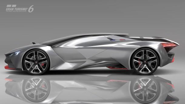Peugeot Vision GT 12