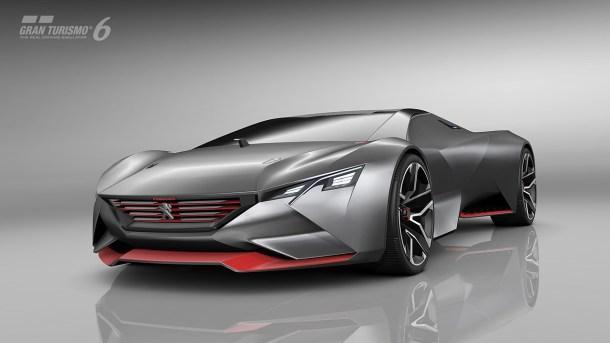 Peugeot Vision GT 13