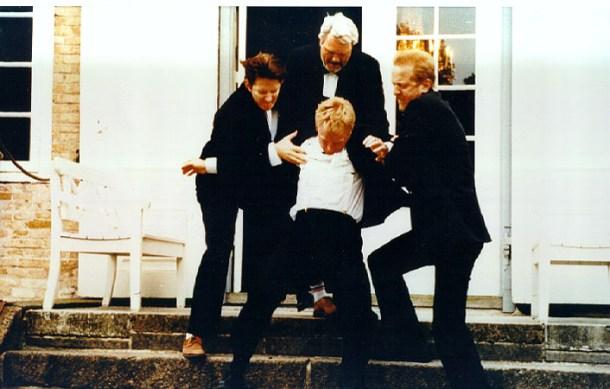 """""""La celebracion"""". Thomas Vinterberg."""