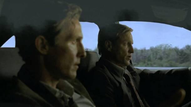 """True Detective"". HBO."