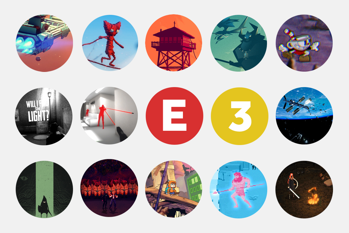 indies del E3 2015