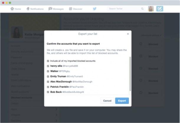 listas de bloqueo twitter 2