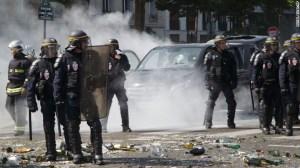 Protestas violentas en Francia del gremio del Taxi contra el libre ejercicio de UberPOP.