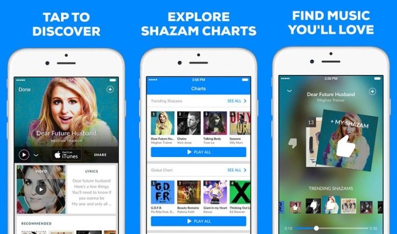 Aplicaciones para descubrir música nueva
