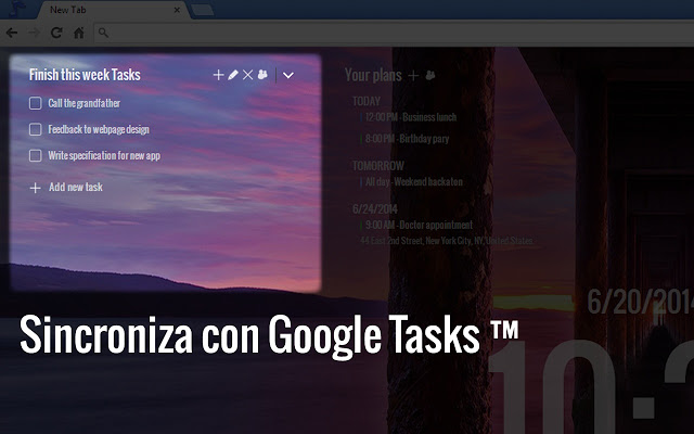 Ser más productivo en Chrome