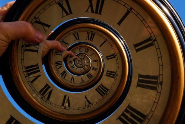 tiempo envejecimiento