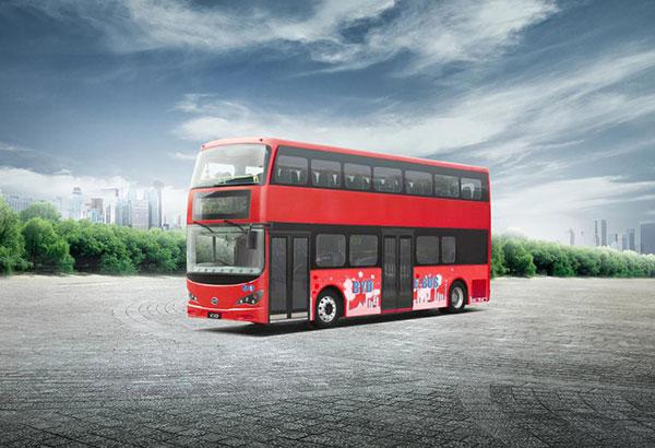 autobuses de dos pisos