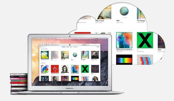 """Ofrecer iTunes Match de forma """"gratuita"""" puede ser el mayor valor de Apple Music."""