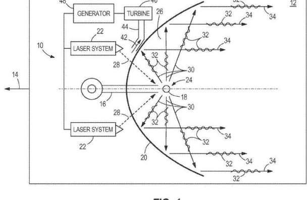 propulsión láser