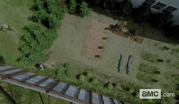 sexta temporada de the walking dead 5