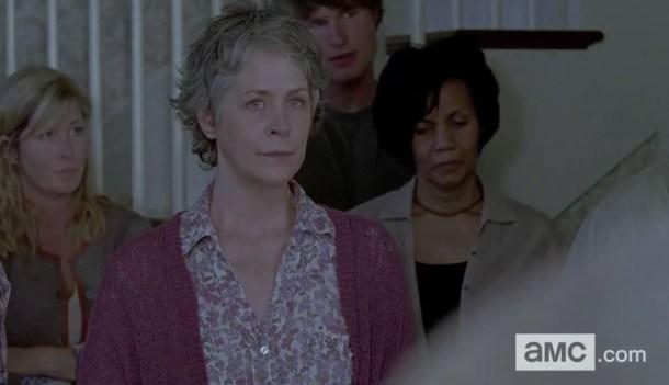 sexta temporada de the walking dead 8