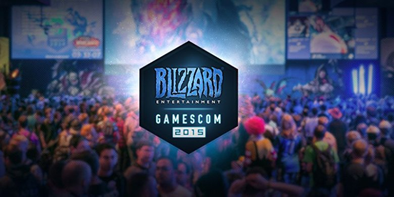 Gamescom Blizzard