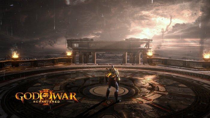 God of War III Remasterizado 3