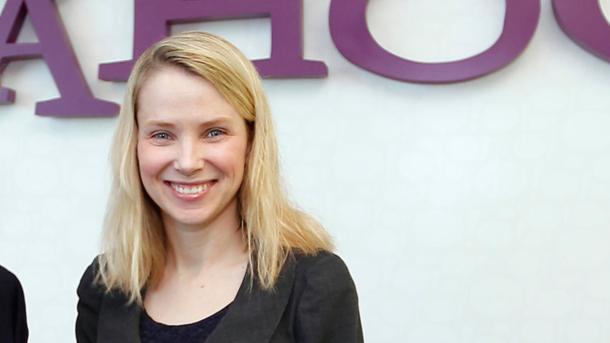 Melisa Meyer - CEO de Yahoo!
