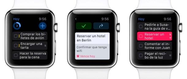 Things para Apple Watch