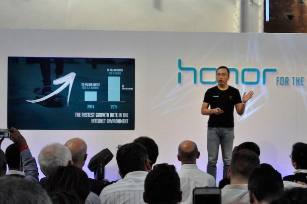 El crecimiento de Honor a nivel online es una de las causas del lanzamiento.